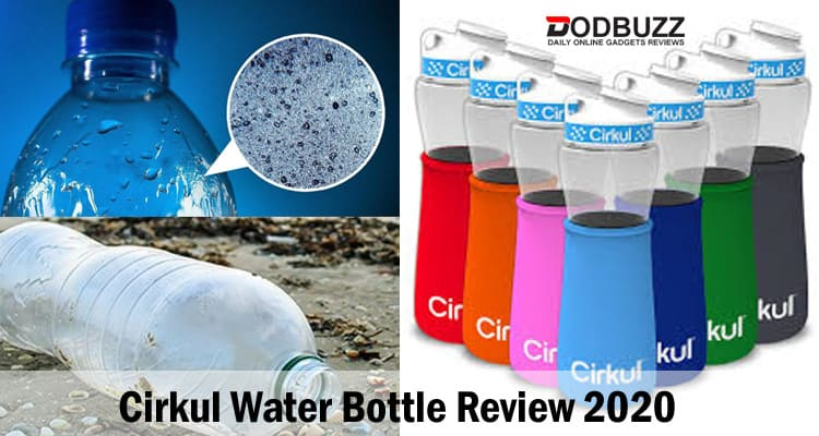 Cirkul Water Bottle Review 2020