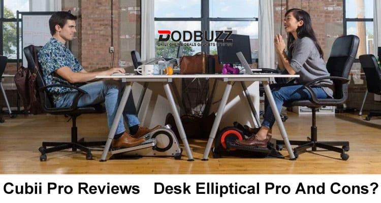 Cubii Pro Reviews ⇒ Desk Elliptical Pro And Cons