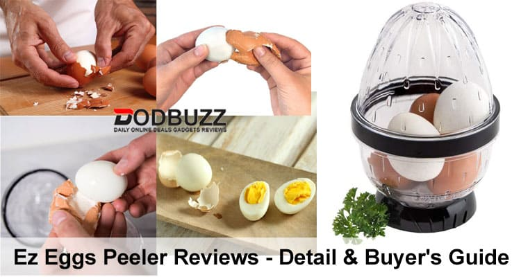 Ez Eggs Peeler Reviews