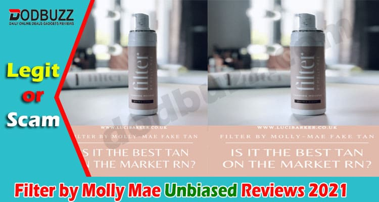 Filter by Molly Mae Reviews - Is it a Scam or Legit Website