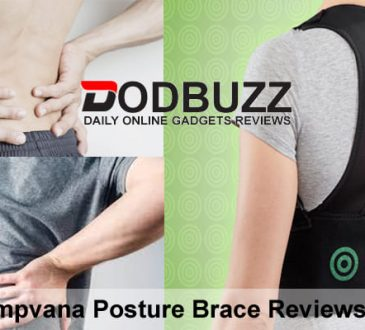 Hempvana Posture Brace Reviews 2020