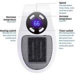 {Hotix Mini Heater} Product Rating Detail