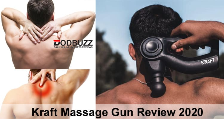 Kraft Massage Gun Review 2020