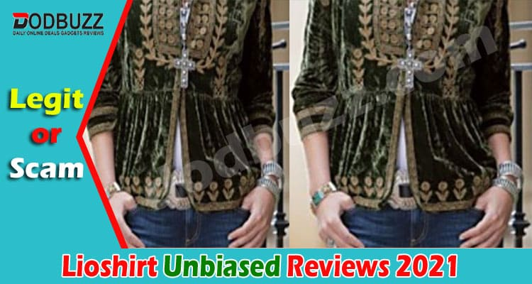Lioshirt Review [Updated January 2020] - Is It a Scam