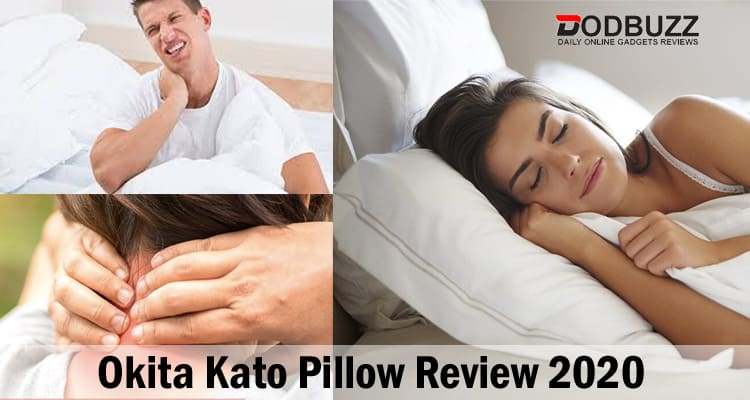 Okita Kato Pillow Review 2020
