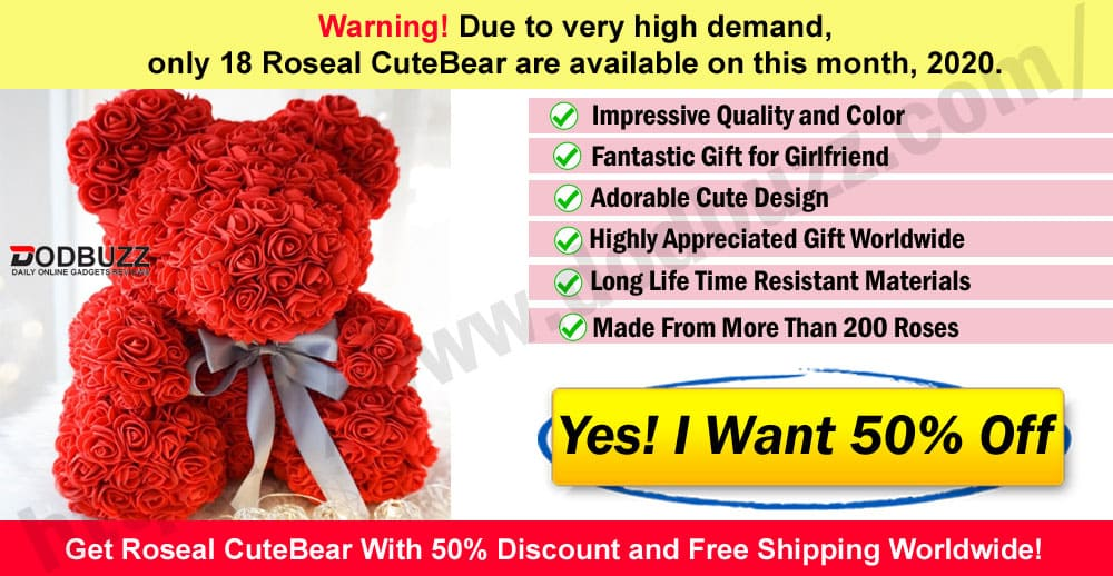 Roseal CuteBear Where to buy