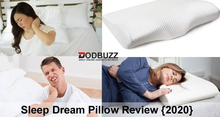 Sleep Dream Pillow Review