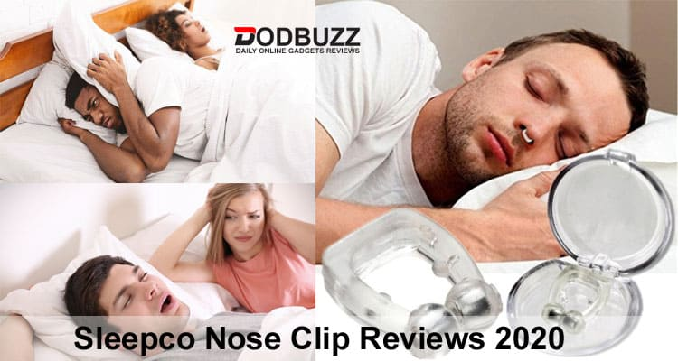 Sleepco Nose Clip Reviews 2020