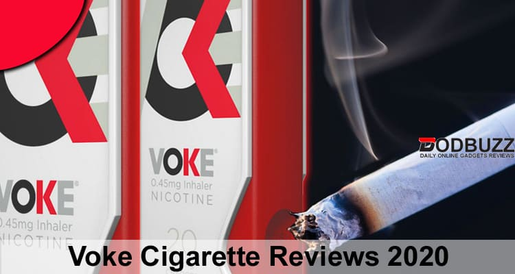 Voke Cigarette Reviews