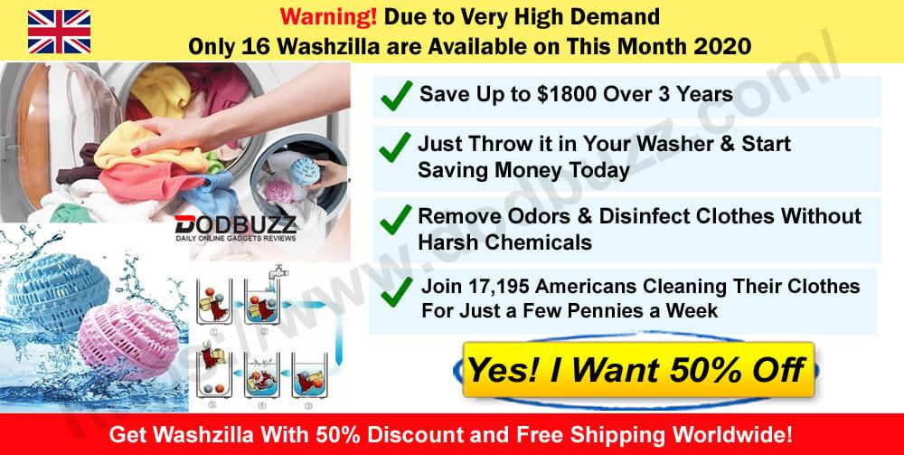 Washzilla uk Where to Buy
