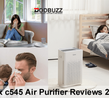 Winix c545 Air Purifier Reviews 2020