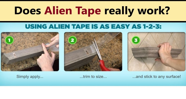 Alien Tape Reviews [Updated 2020] - Is It That Good