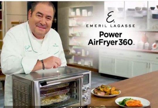 Emeril Lagasse Air Fryer 2020