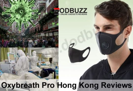 Oxybreath Pro Hong Kong Reviews