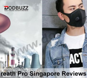 Oxybreath Pro Singapore Reviews 2020
