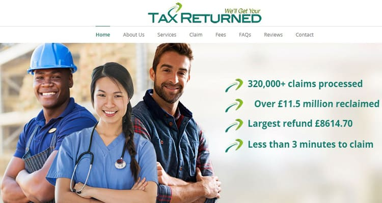 Tax Returned Reviews 2020