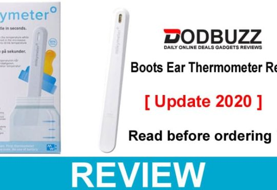 Boots Ear Thermometer Reviews
