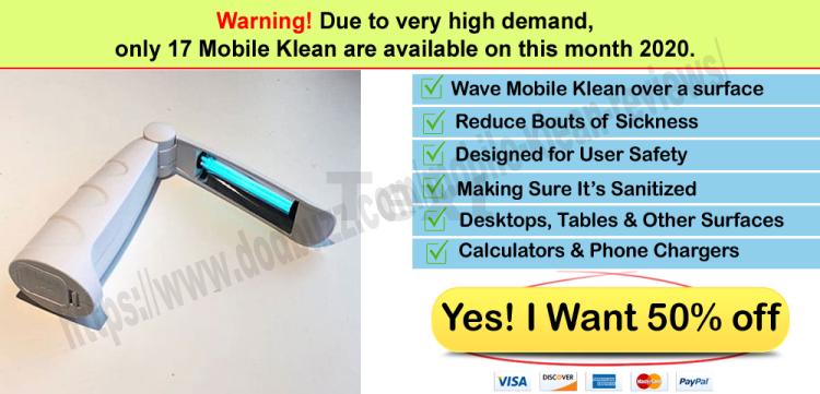 Buy Mobile Klean Here Online