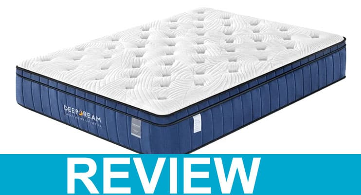 deep dream mattress review