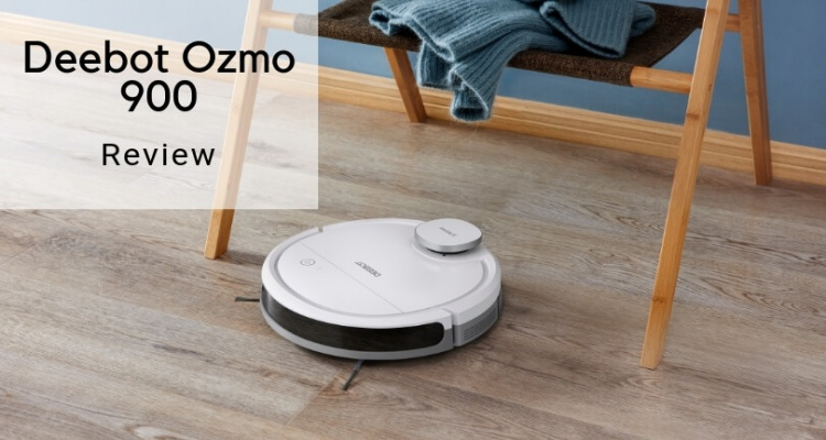 Ecovacs Deebot Ozmo 900 Review 2020 【Read Before Buying】