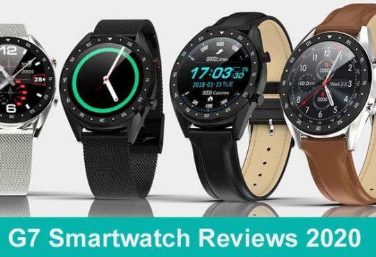 G7 Smartwatch Reviews 2020 Dodbuzz