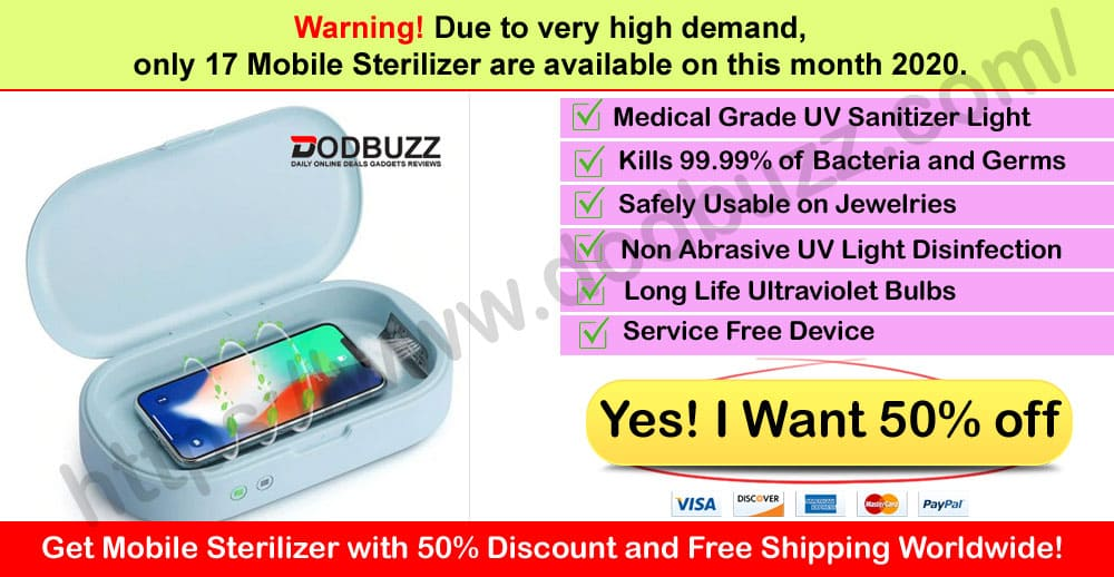Mobile Sterilizer Where to Buy