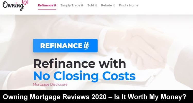 Owning Mortgage Reviews
