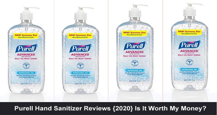 Purell Hand Sanitizer Reviews