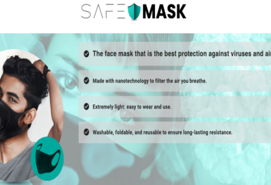 Safemask Review [March 2020] Is It Worth My Money