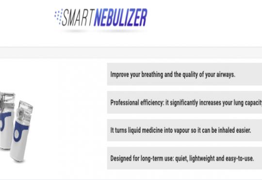Smart Nebulizer Reviews [50% OFF] Is It Worth My Money