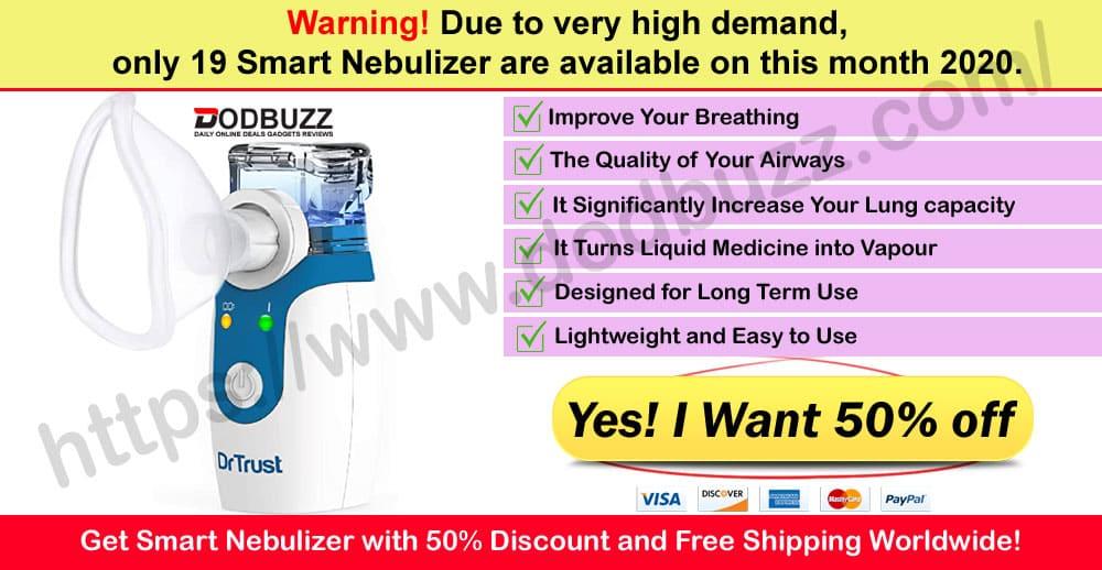 Smart Nebulizer Where to Buy