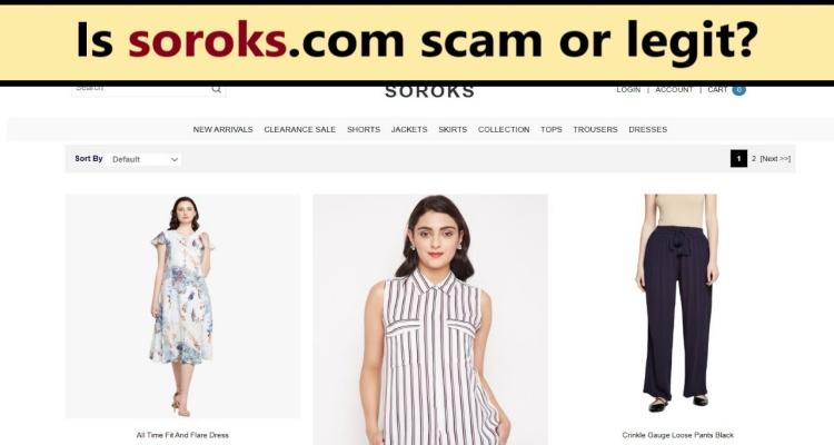 Soroks Com Reviews {March 2020} – Legit Business Or Scam