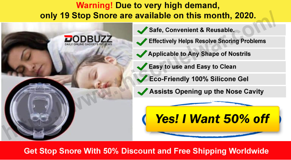 Stop Snore Where to Buy