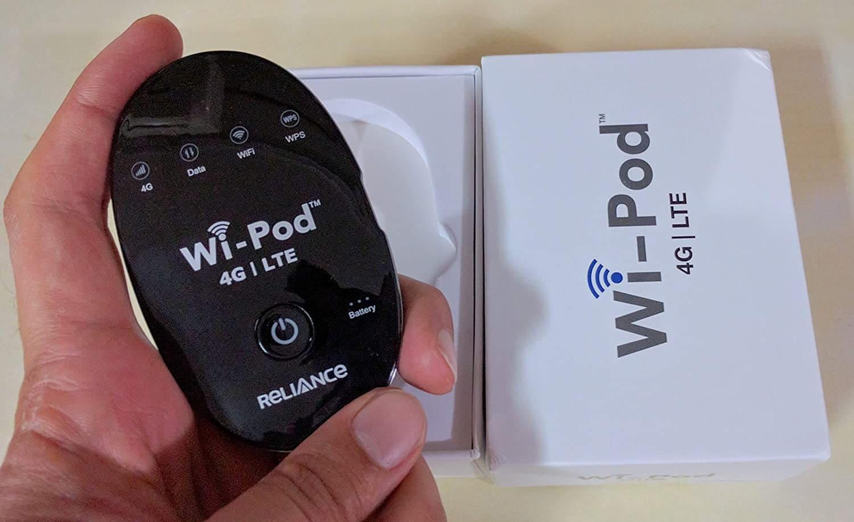 WifiPod Reviews
