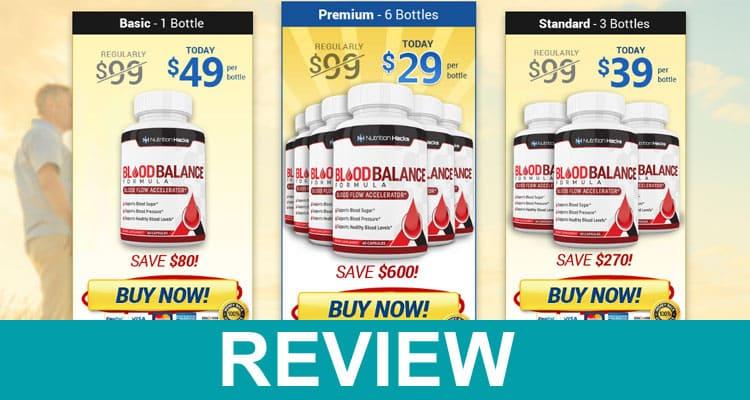 Blood Balance Dr Oz Reviews 2020