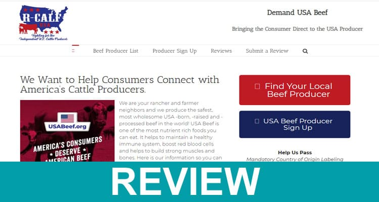 Demand USA Beef Com Petition Reviews 2020