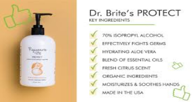 Dr Brite Sanitizer Website Reviews