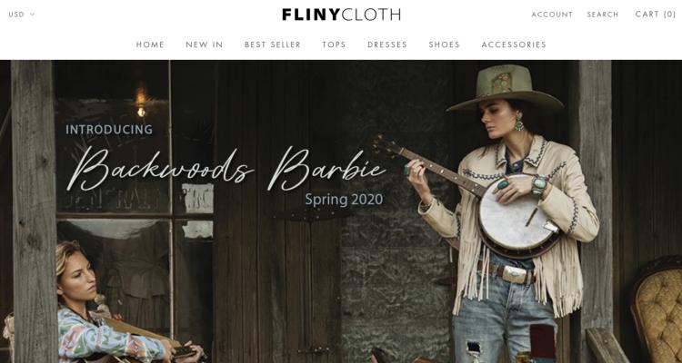 Flinycloth Com Website Reviews