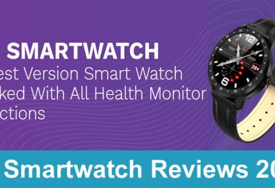 Gx Smartwatch Reviews 2020