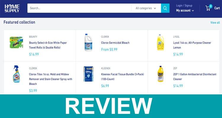 Homesupply com Reviews