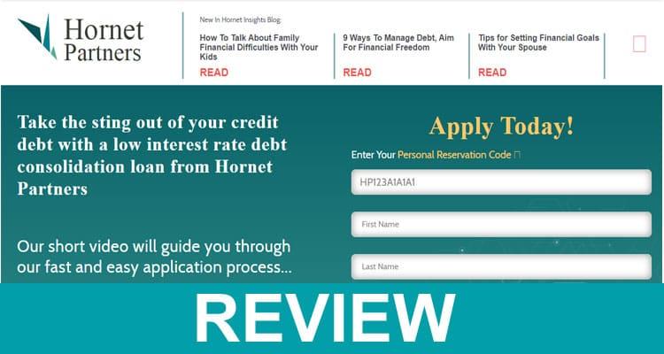 Hornet Partners Reviews 2020