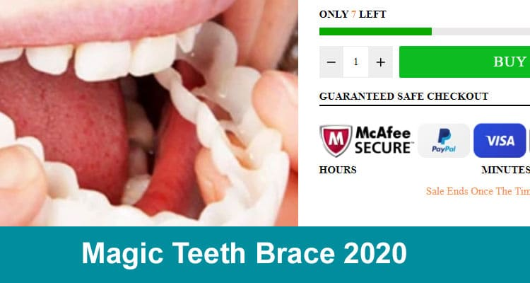 Magic Teeth Brace Reviews 2020