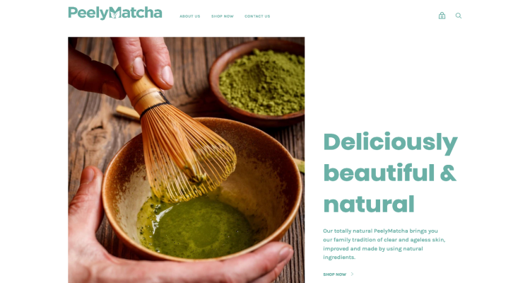 Peely Matcha Online Website Reviews
