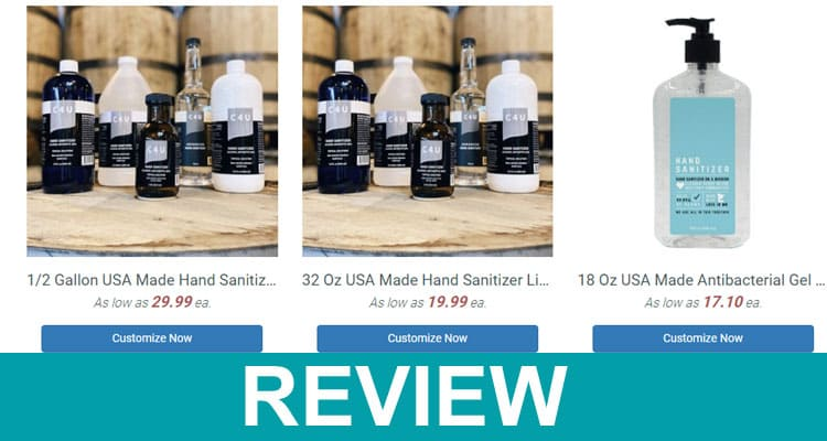 Rush Sanitizers com Reviews 2020