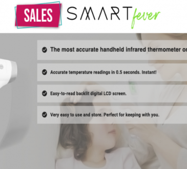 SmartFever Thermometer Reviews [50% Off] Read Then Buy