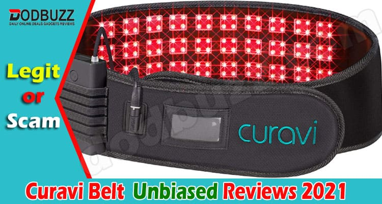 Curavi Belt Reviews [May 2020] Is This A Reliable Site