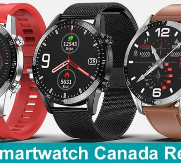 Gx Smartwatch Canada Review 2020