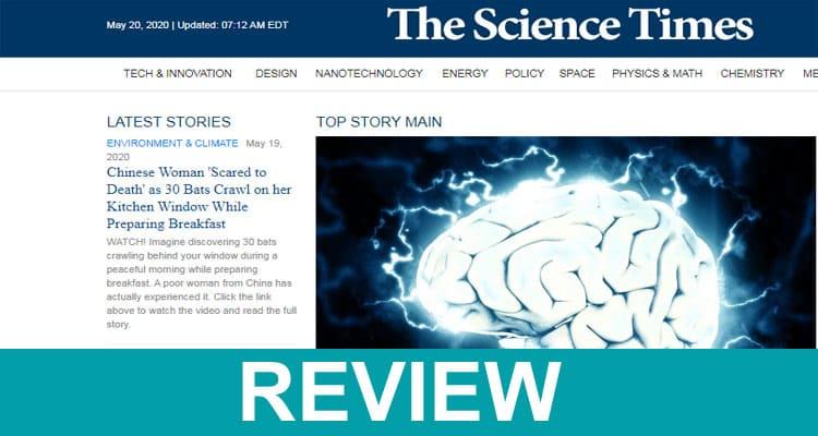 Is Sciencetimes.com Legit 2020