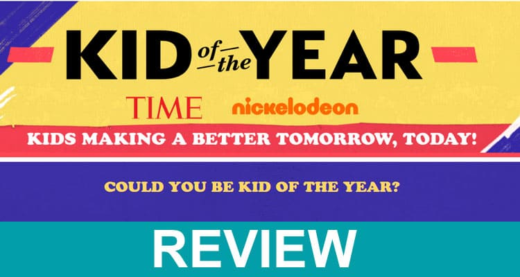 Kid of the Year 2020. com