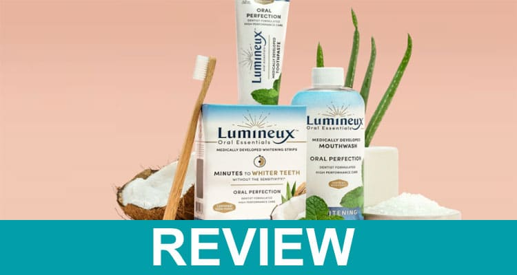 Lumineux Whitening Strips Reviews May Scam Or Legit